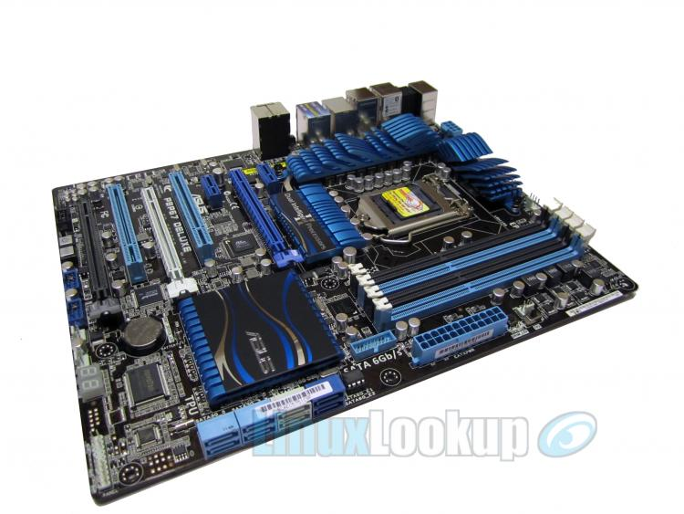 ASUS P8P67 (B3) Deluxe Motherboard Review