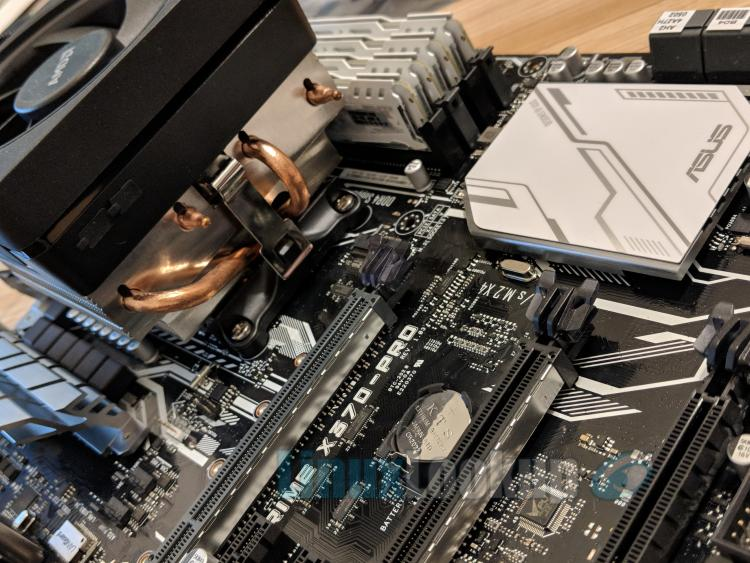 ASUS PRIME X370-PRO Motherboard Review