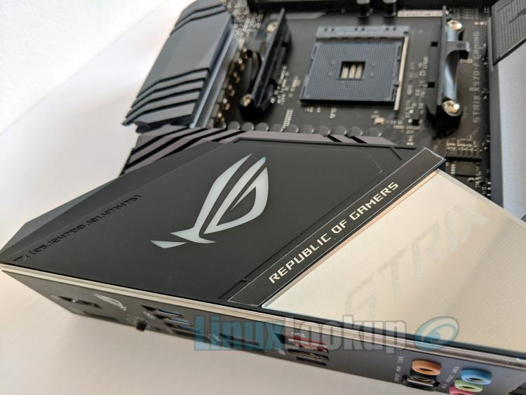 ASUS ROG STRIX X570-F GAMING Motherboard Review
