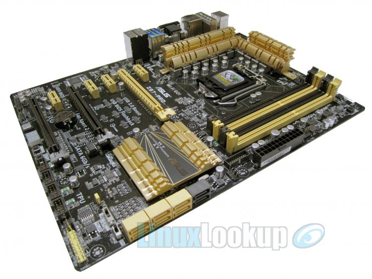 ASUS Z87-Pro Motherboard Review