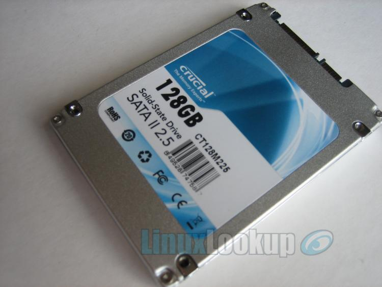 Crucial M225 128GB SSD Review