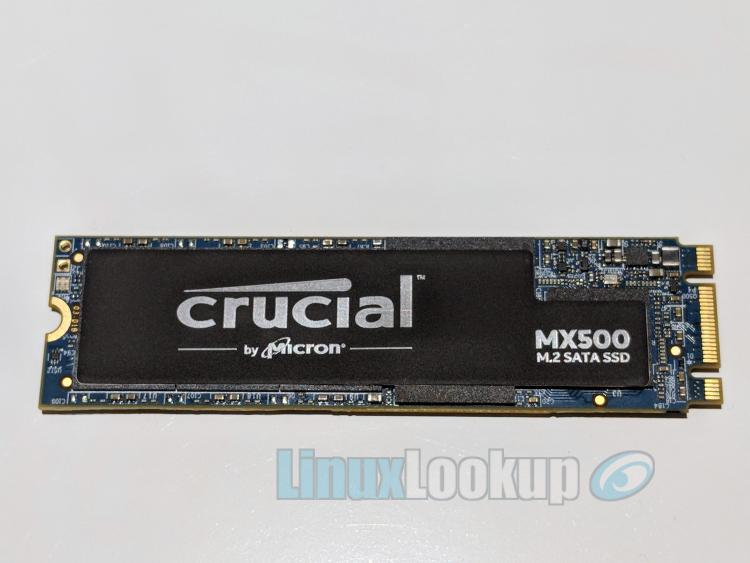 Crucial MX500 1TB M.2 Type 2280 SSD Review
