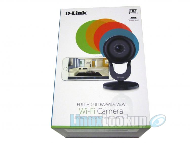 D-Link DCS-2630L Full-HD 180-Degree WiFi Camera Review