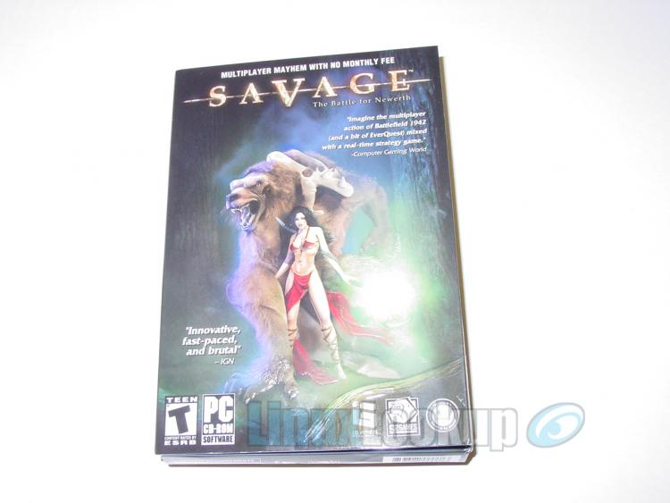 Savage The Battle For Newerth Game Review