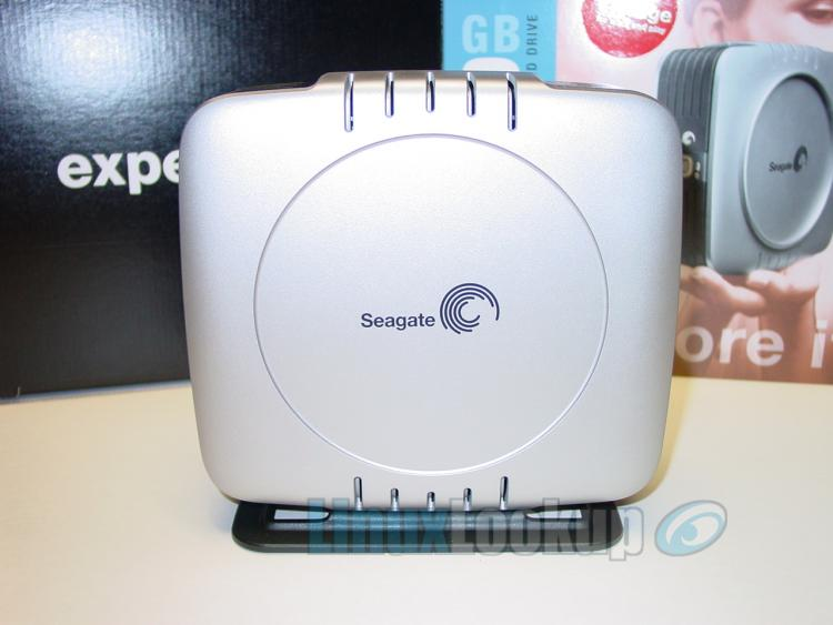 Seagate 200GB External Drive Review