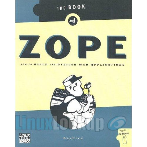 The Book of Zope Book Review