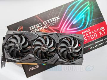 ASUS ROG Strix Radeon RX 5700 XT OC Edition Review