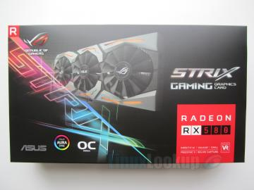 ASUS ROG Strix Radeon RX580 OC Edition Review