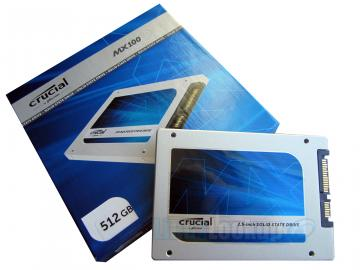 Crucial MX100 512GB SSD Review