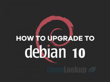 HowTo Upgrade Debian 9 Stretch to Debian 10 Buster