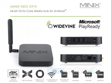 MINIX NEO U9-H Media Hub Review