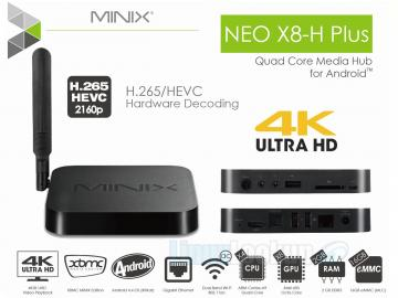 MINIX NEO X8-H Plus Media Hub Review