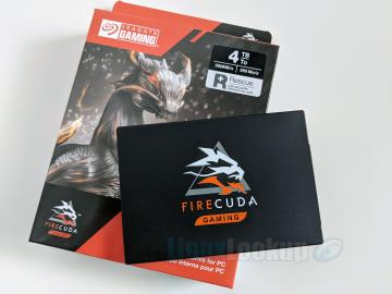 Seagate FireCuda 120 4TB SSD Linux Review