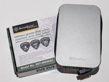 SilverStone MMS02 Drive Enclosure Review