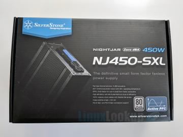 SilverStone Nightjar NJ450-SXL 450W Power Supply Review