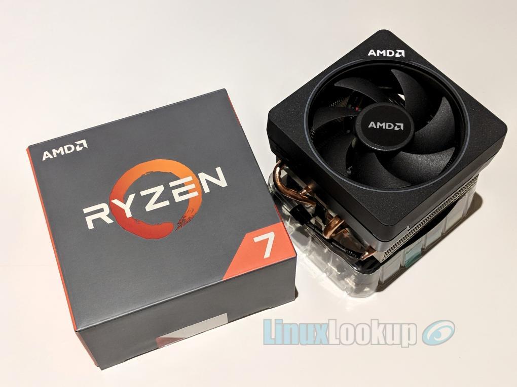 AMD Ryzen 7 1700X Linux Benchmarks Review | Linuxlookup