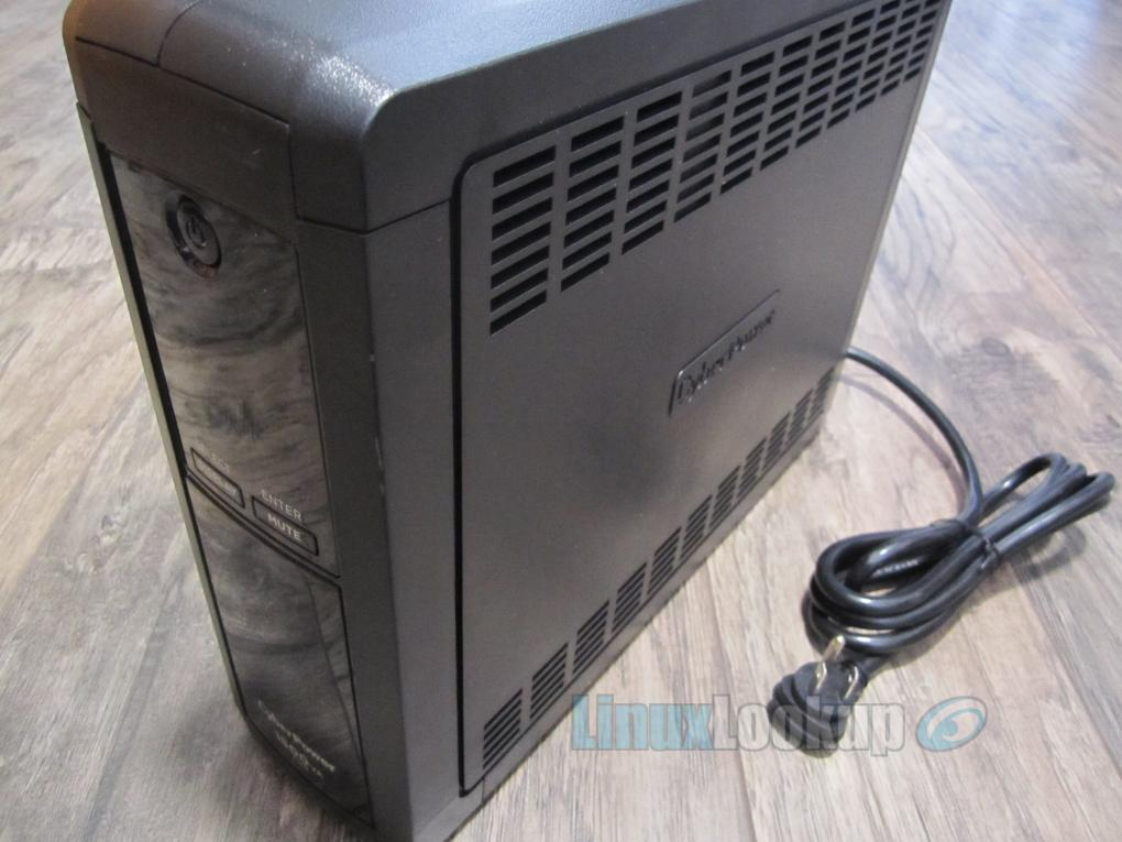 CyberPower CP1500AVRLCD Intelligent LCD UPS Review | Linuxlookup