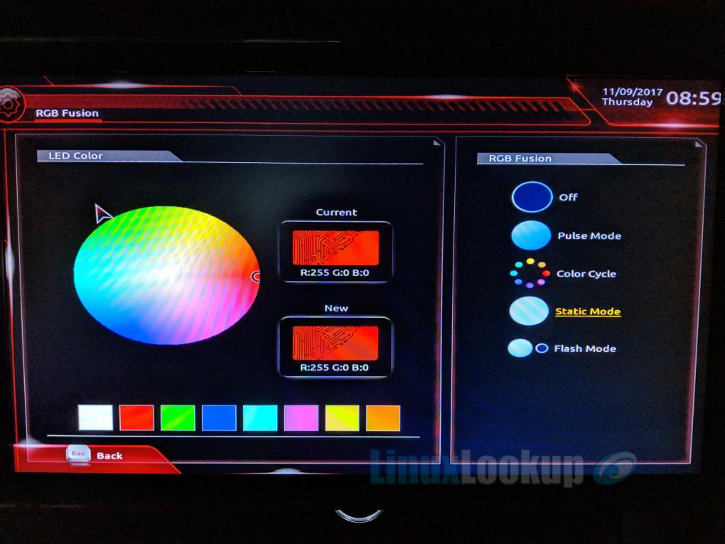 GIGABYTE GA-AB350-Gaming-3 Motherboard Review   Linuxlookup