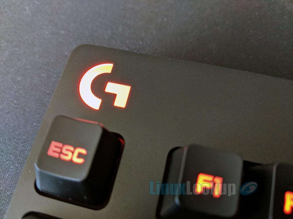 Logitech G Pro Gaming Keyboard Review | Linuxlookup