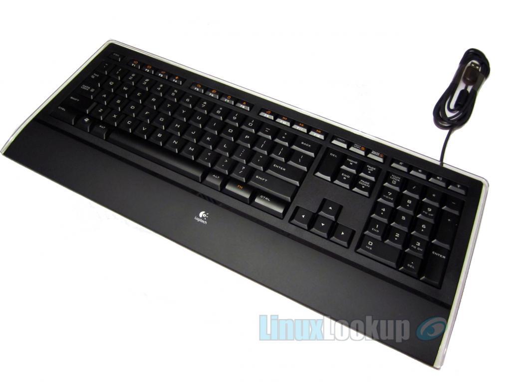 Logitech Illuminated Keyboard Review | Linuxlookup