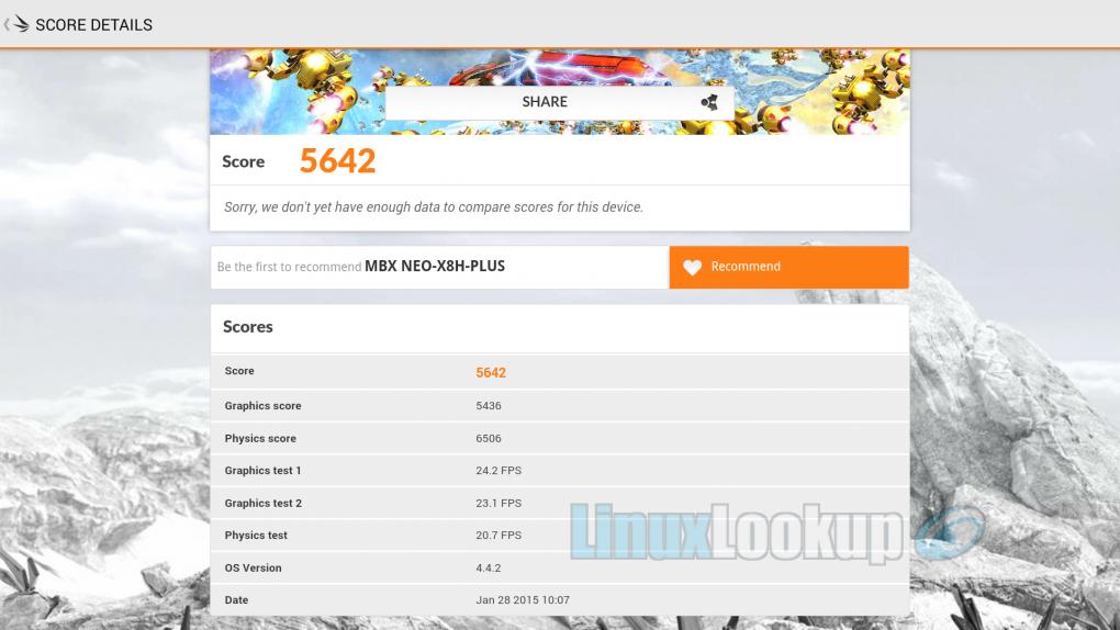 Minix Forum X8h Plus